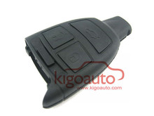 Key blank replacement key cover 3button smart key case for Fiat Croma