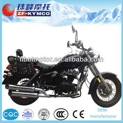New style good price of motorcycle chopper for sale(ZF250-6A)