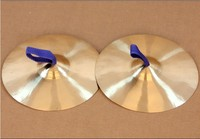Traditional Chinese Music percussion Instrument kids cymbals,High Quality Raw Cymbal For Sale
