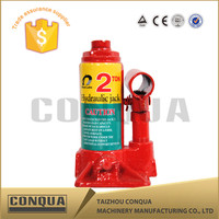manual scissor safety value hydraulic Jack