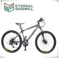 21 speeds aluminum alloy frame mountain bike GB 1018