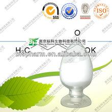 sorbato de potasio fccv del fabricante chino