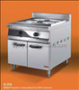 Kitchen equipment stainless steel soup kettle and bain-marie