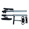 performance inverted fork high quality 650MM mini bike upside down front fork