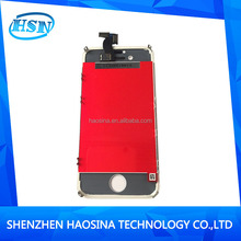 Factory Price Mobile Phone Lcd Touch Screen For Iphone 4/4s,For OEM/Original Iphone 4/4s Lcd Display Screen