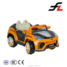 New design hot battery powered battery children electric car with mp3 price