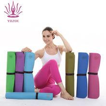 Custom color durable gym mat folding