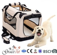 Foldable Travel Dogs Carriers Pet Carrier Soft-sided dog carrier