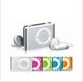 Clip mini reproductor de mp3 con ranura para tarjeta de apoyo 2gb 4gb 8gb tf tarjeta usb mp3+ cable+earphone