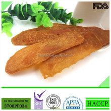 Dried Chicken Chip all natural pet product