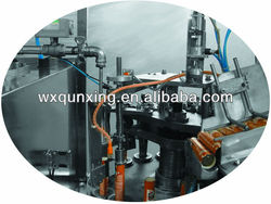 GJGF-2 automatic aluminum tube filling and sealing machine