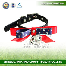 QQdesign cheap discount fancy cat collars & cute sports cat collars