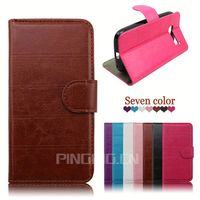 for Gionee V183 case, leather folio cover case for Gionee V183