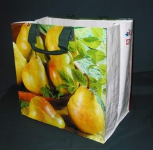 china New Top Quality laminated reusable pp woven bags & pp woven shopping bag