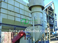 bag filter for cement plant