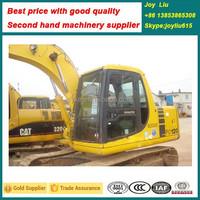 K omatsu 120-6EO used excavator, second hand machine