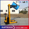 Drum Equipment Hydraulic Semi Electric Oil Drum Truck