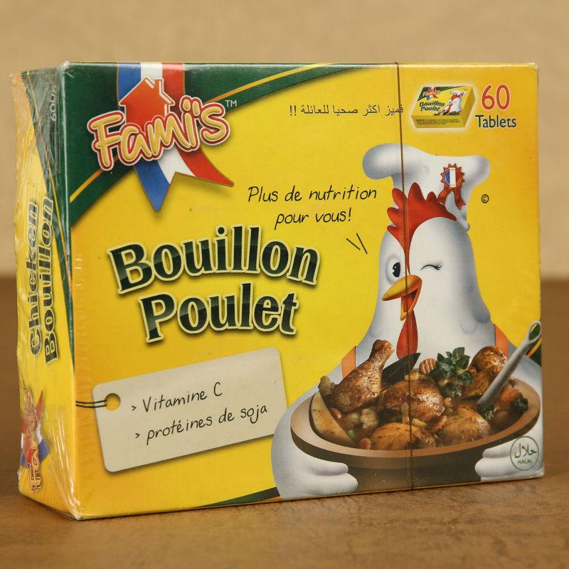 Fami's Chicken Seasoning Cube