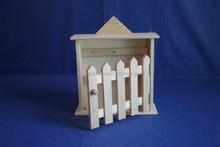 Home decorative wooden key case box