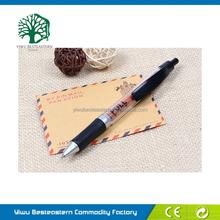 Promtional Cheap Banner Pen, Plastic Ball Pen Machine, 1Meter Tape Measure Ball Pen
