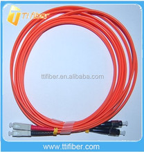 SC/FC MM 50/125 Duplex 2.0MM 2M Fiber Optic Patch Cord