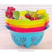 householed and using fruit basket decoration