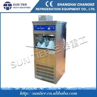 High Quality 20t Snow Ice Tuber Machine For Drinking And Food Preservation