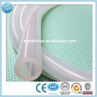 food grade silicone rubber tube soft tube