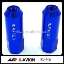 Wheel lug nut 60 mm 1.5 thread