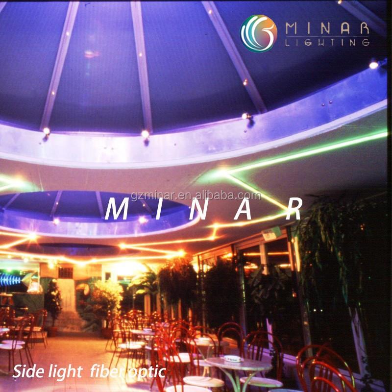 China Wholesale Decoration Lighting Fiber Optic Light