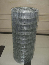 Hot sales and top quality cattle/sheep/horse/deer galvanized wire mesh fence