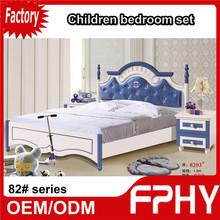 Fuente de la fábrica FPHY 82# serie dormitorio de los niños de madera <span class=keywords><strong>MDF</strong></span> <span class=keywords><strong>cama</strong></span> riser