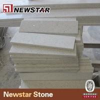 Newstar white quartz threshold