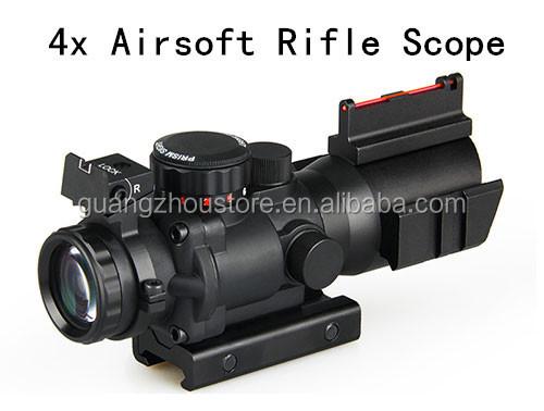 4x32 scope fiber optic infrared rifle scope buy infrared rifle