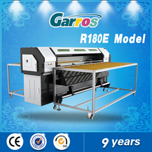 Cheapest price!! 1800mm Garros new model UV flatbed&Roll to roll media printing machine(Double DX5 heads)