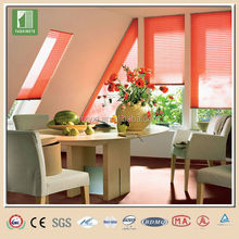 100% high quality pleated lamp fabric shades