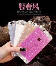 2015 Phone case Luxury Hybrid Shiny Bling for iPhone 6 Case Glitter Sparkle With Crystal Rhinestones Cas for SumSung/iPhone