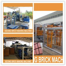 Máquina automática de fabricación de ladrillo