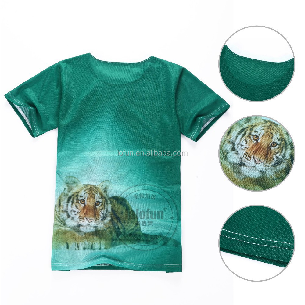 Cheap custom t shirts online full color printing buy t for Print t shirt cheap