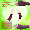 Fashion gift tourmaline&magnetic ankle support KTK-S000A