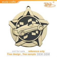 2015 top sell factory price custom sport medal for events
