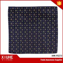 High Quality Fashion Flower Ladies Silk Handkerchief
