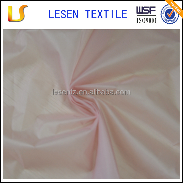 Lesen Textile full dull Nylon Taffeta,nylon cloth fabric,full dull nylon fabric