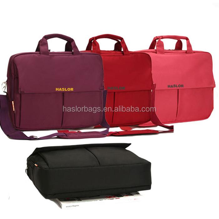 Pas cher coloré sac d'ordinateur portable pour femmes