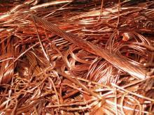 Copper Wire Scrap 99.9%/Millberry Copper Scrap for sale