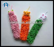 Jintu Brand Chenille towel cartoon hand towel
