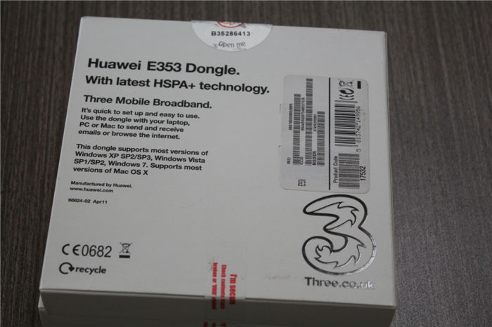 Huawei E353 usb modem