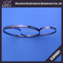Sharp band saw blade band knife for cutting leather