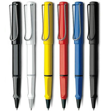 German LAMY ball pen Ling America safari hunters matte black / red / white / yellow / blue penmetal ball pen