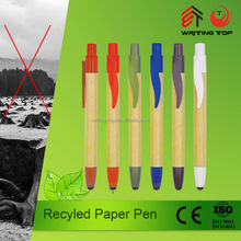 2015 Biodegradable recycling pen for promotion